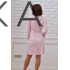Жіночий велюровий халат Dien 2050