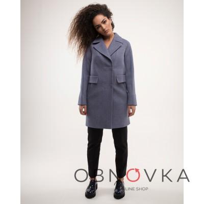 Пальто-пиджак оверсайз