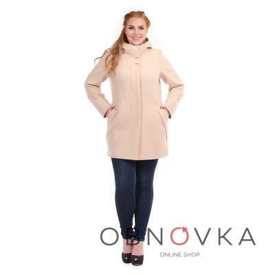 Кашемировое пальто женское ботальное