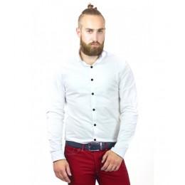 Рубашка мужская в клетку Maksymiv S-121
