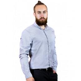 Рубашка мужская из хлопка Maksymiv 120-1