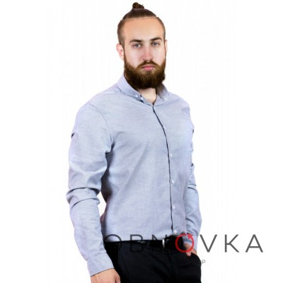 Сорочка чоловіча з бавовни Maksymiv 120-1