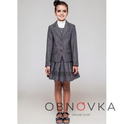 Шкільний костюм-двійка Дана