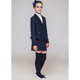 Школьный костюм-двойка Виола