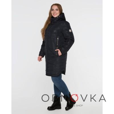 Куртка жіноча синя ТМ Mangust 3641