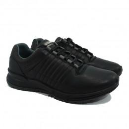 Мужские демисезонные туфли Grisport 42811D9 Nero