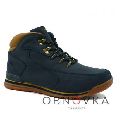 Чоловічі зимові черевики Restime 18356