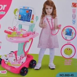 Детский игровой набор Doctor 66045