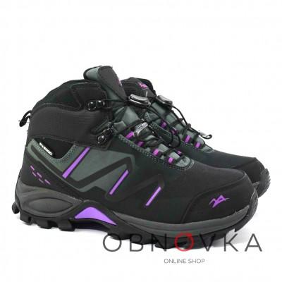 Жіночі черевики для туризму ТМ Alpine Crown 173107