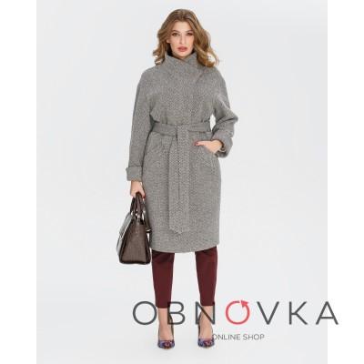 Вільне жіноче пальто Mangust 1250-Р