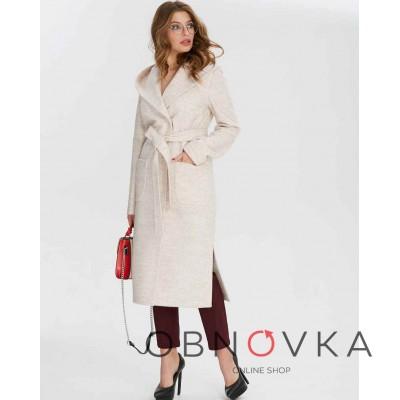 Пальто без підкладки жіноче ТМ Mangust 1315