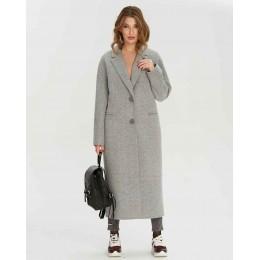 Длинное кашемировое пальто Mangust 1331