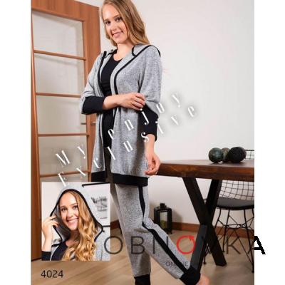 Жіночку домашній костюм ТМ Диен 4024
