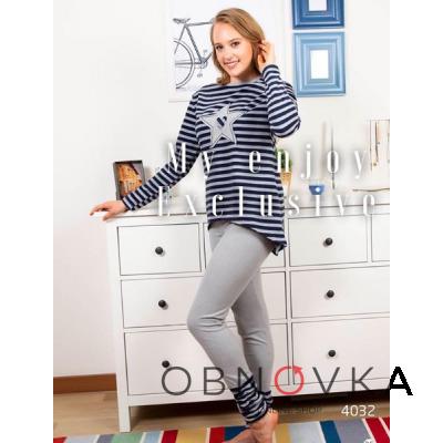 Жіночку домашній костюм ТМ Диен 4032