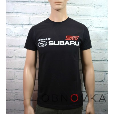 Мужская футболка Субару