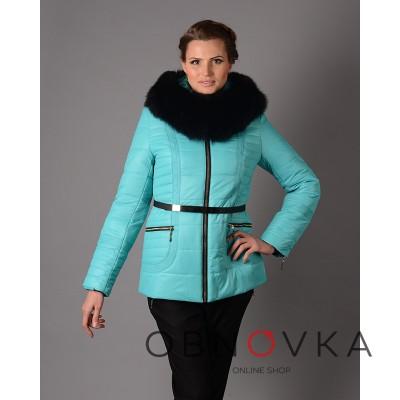 Зимняя женская куртка недорого