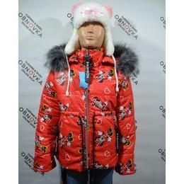 Зимняя куртка детская