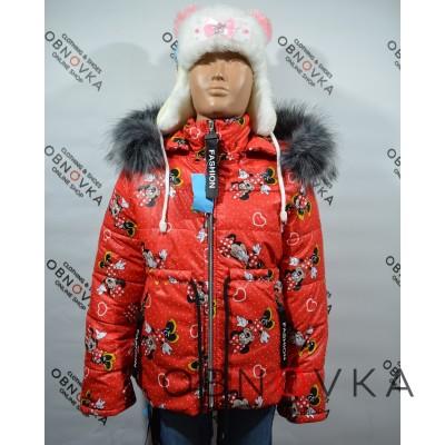Зимова куртка дитяча
