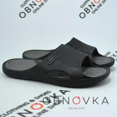 Шльопанці чоловічі Calypso 8306 чорні