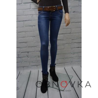 Вузькі джинси жіночі ELL JNS 4831