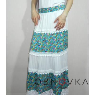 Женская летняя юбка