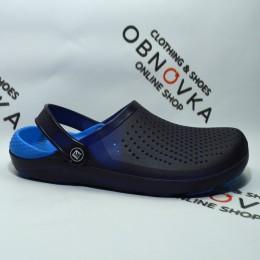 Сабо женские Calypso 20440 синие