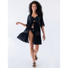 Женская пляжная накидка Z.Five 100 черная