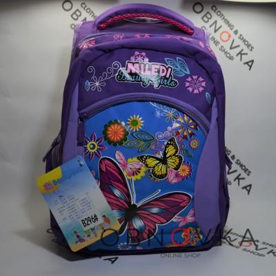 Дитячий рюкзак Goldbe 004 бузковий