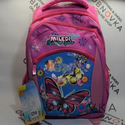 Дитячий рюкзак Goldbe 004 рожевий