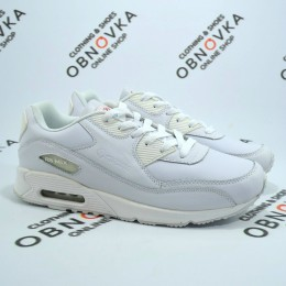 Мужские кроссовки Restime PМB 15110  белые