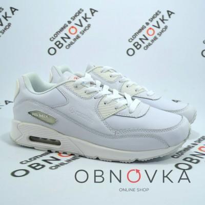 Чоловічі кросівки Restime PМB 15110 білі