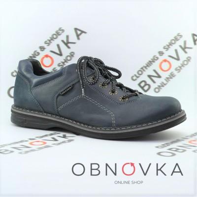 Чоловічі туфлі демісезонні Міда 11368