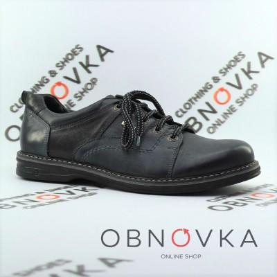 Чоловічі туфлі деми Mida 11369