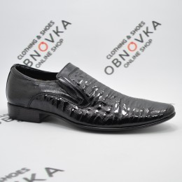 Туфли мужские классические черные  Мида 11208