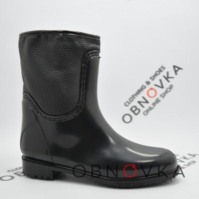 Жіночі гумові чоботи короткі Valex 46940-3