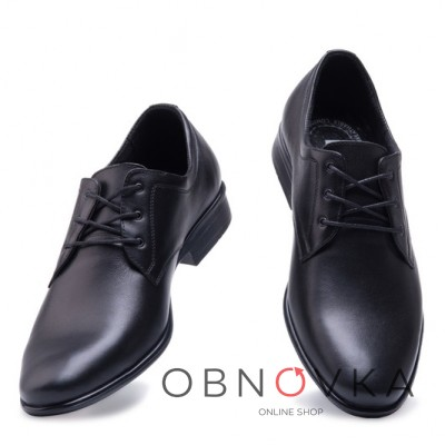 Класичні чоловічі туфлі Bastion 060
