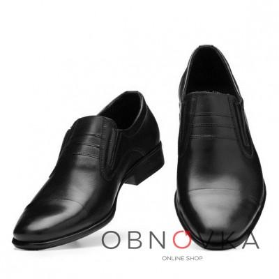 Класичні чоловічі туфлі Bastion 065