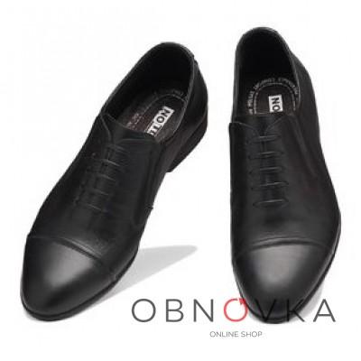 Классические туфли кожа
