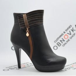 Ботиночки на высоком каблуке Online 003