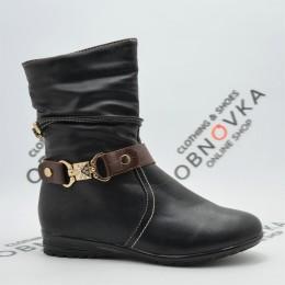 Ботинки на низком каблуке Online 005
