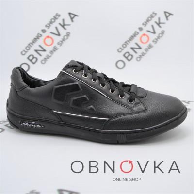 Чоловічі кросівки шкіряні Mida 11241