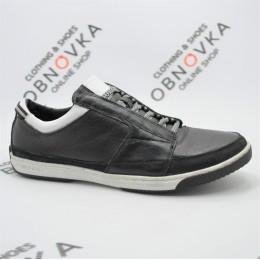 Мужские кроссовки кожаные Mida 11291