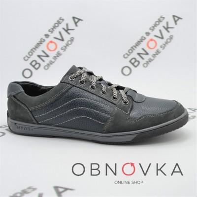Чоловічі кросівки шкіряні Mida 11328