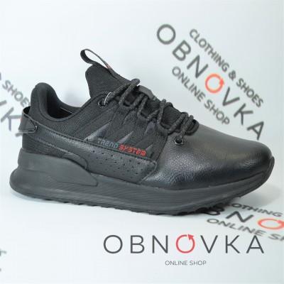 Жіночі кросівки Baas 1612 чорні