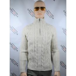 Зимний свитер мужской Semal 003 серый