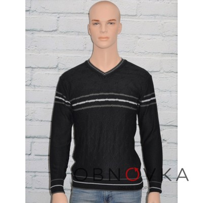 Тонкий свитер мужской