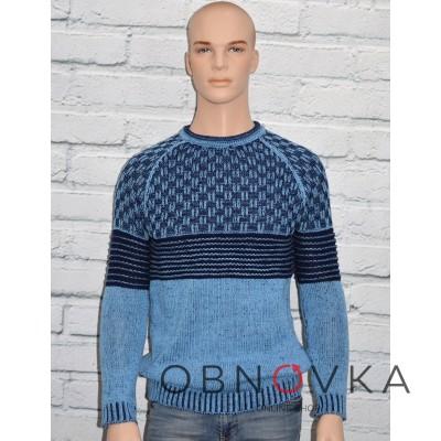 Зимовий светр чоловічий