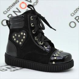 Модные зимние ботиночки Foletti