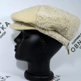 Женская утепленная кепка Mangust 128