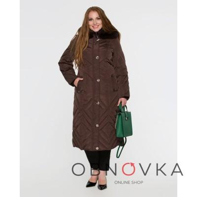 Жіноча зимова куртка Mangust 3704